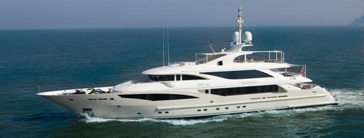 Belle Anna – Isa Yachts – Marcello Maggi