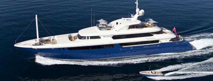 Mary Jean II – Isa Yachts – Marcello Maggi